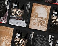 《Treasure Island》BOOK DESIGN|《金銀島》書籍設計