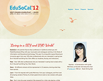 EduSoCal Conference Website