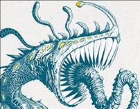 BIG Gimmick: Kaiju Osore
