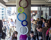Sustainable Initiatives for conference design