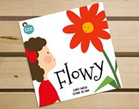 """""""Flowy"""". Cuentos ilustrados."""