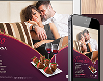 Paq Romántico - Publicidad