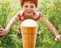 "Ice-cream "" Zolotoy Standart """