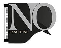 "Esboço logotipo desenvolvido para ""NQ Piano""."