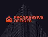 Progressive Offices - Brand Identity