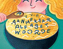 Aanmekaaralfabetwoorde Children's Book
