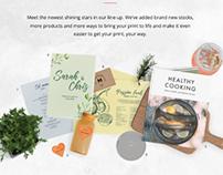 Printed.com: Mid Rebrand - Direct Mail