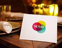 The Feast Experiential Graphics