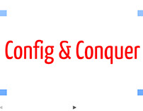 Config and Conquer - The Game
