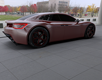 Electric Car Quick Concept