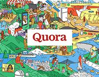 Quora App ( redesigned concept)