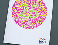 HKS Colourmatch 25