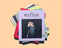 »Das Wetter« Magazine for Music and Literatur Issue 8