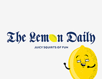 Tiger Radler: The Lemon Daily