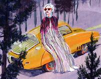 Fashion/Lifestyle Illustration
