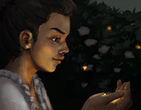 Firefly Animation