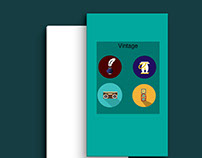 Flat Icons - Applications