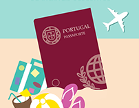 Ilustração Cartaz Promocional