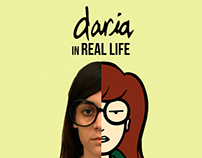 "(Universitario) ""Daria"" de MTV- Recreación de opening"