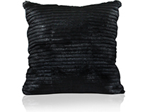Laser Cut Rabbit Pillow   By KOKET