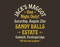 Jack's Maggot Font