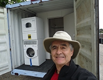 Joseph Davis, Morgan Hill, Reinvents Mobile Laundry