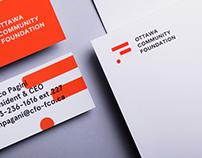 OCF | Rebranding