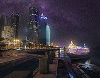 Somewhere in Qatar