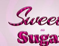 Sweets as Sugar