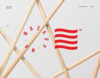 Mr.Mockup - Poster PSD Mockups