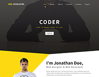 Programmer WordPress theme