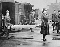 Super-flu pandemic 100 years ago