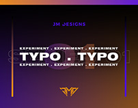 Typo eXperiment Series 01