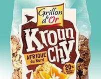 Grillon d'Or - Krounchy
