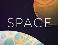 Marbling Space