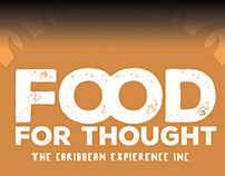 Food For Thought - Logo Dev & Awning Design