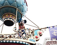 HongKong Disneyland Day Parade