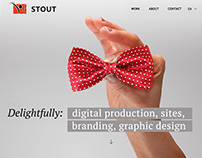 Studio Stout Website