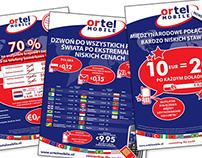 Ortel Mobile :  2007 - 2011