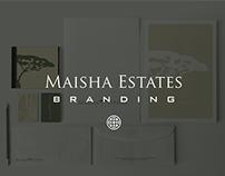 Maisha Estates Branding