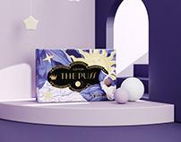 你好大海作品▕《 THE PUSS 》品牌设计 · 舒适美感,与你共好