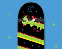 Bonobolabo Skateboard Graphic