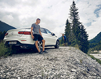 2016 Mercedes Benz Magazine - GLC coupe/Freelatics