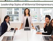 Leadership Styles of Millennial Entrepreneurs