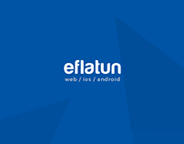 Eflatun Medya New Website Design
