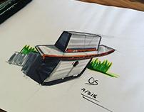 Sketchbook, Summer '16