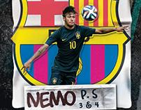 Neymar p.s