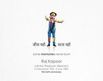 Raj Kapoor 93rd Birth Anniversary