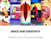 SPACE & CREATIVITY