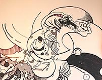 Unsoloboton Illustration